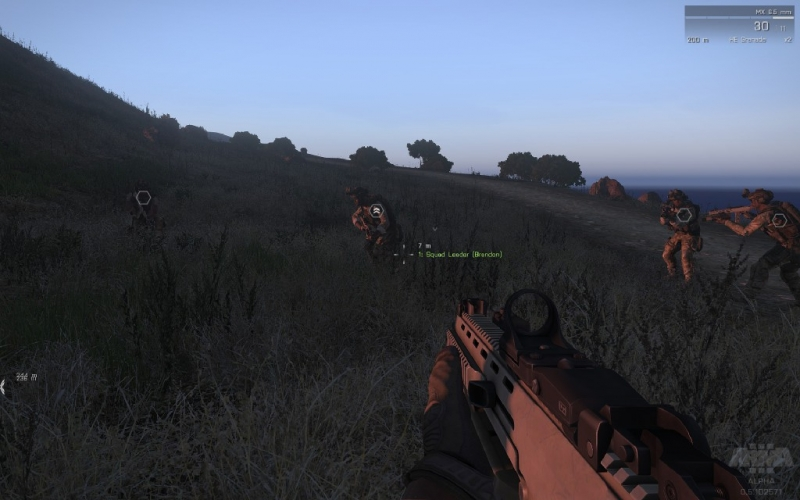ARMA 3's strongest feature is the multiplayer coop, allowing 20-player missions and more.