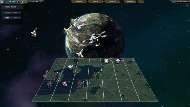 That space marine was unlucky enough to land straight into the sea from orbit.