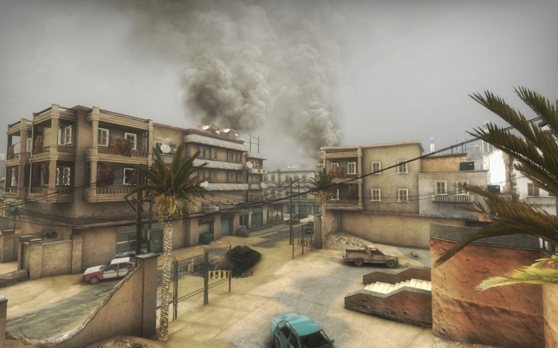Insurgency's assets might be a little outdated, but the game can still look good.
