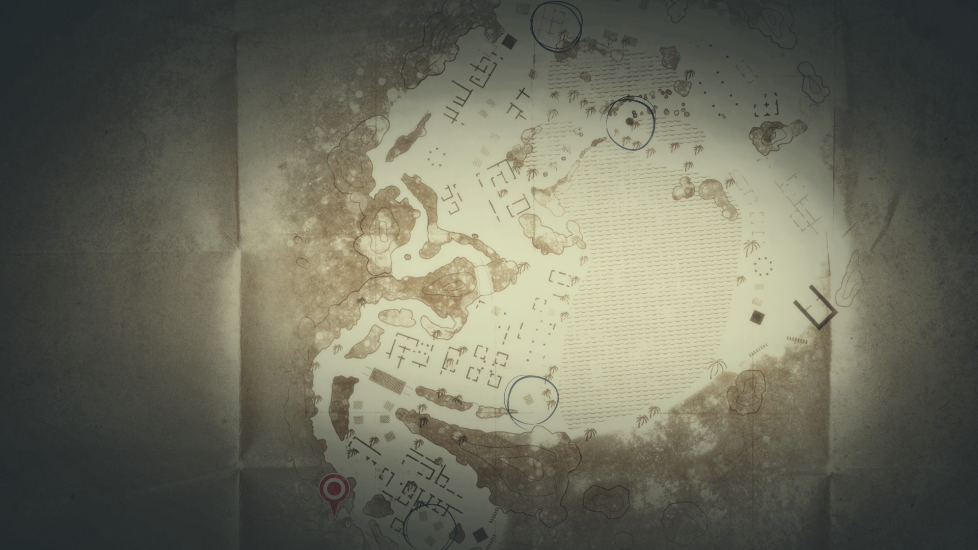 The maps are huge and give you plenty of tactical options.