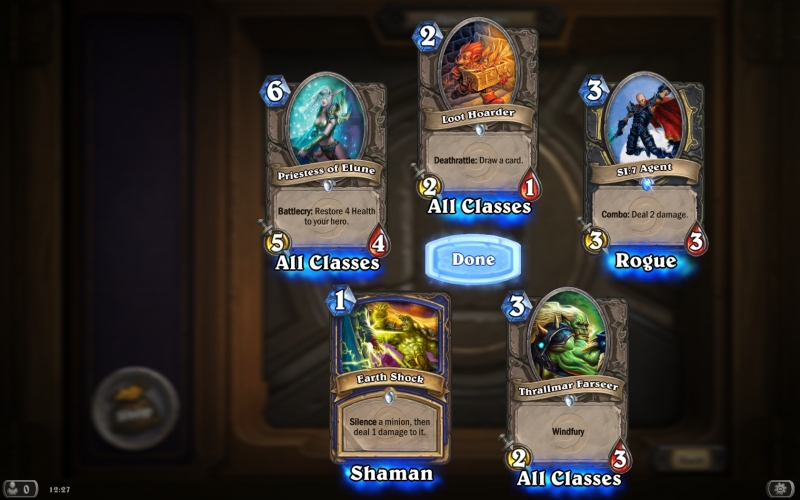 Not the best pack I have ever opened...
