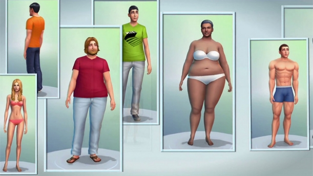 sims 4 poate fat sims pierde in greutate