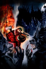 Sang-Froid: Tales of Werewolves