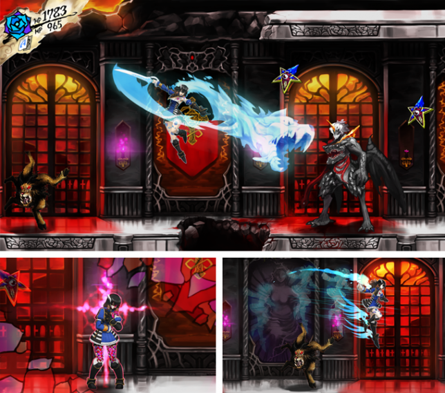 Bloodstained Header
