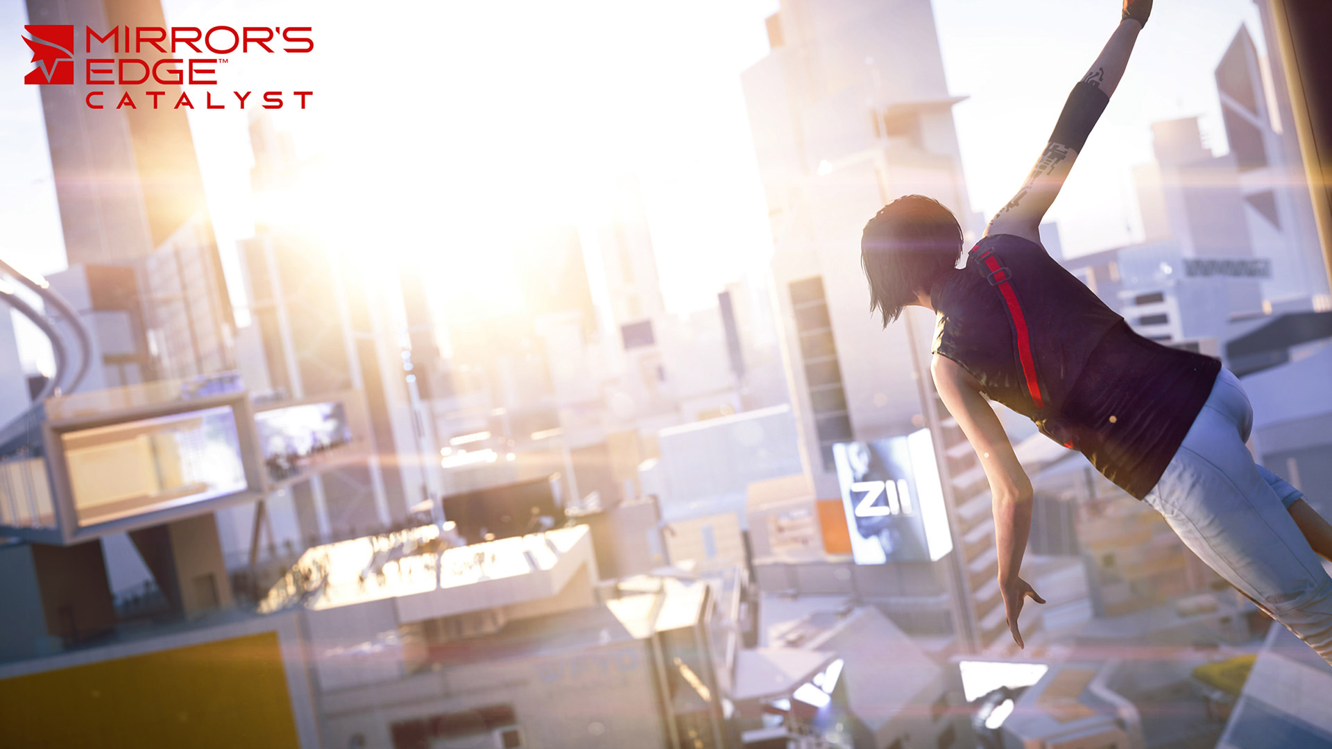 Mirror's Edge Catalyst: It's like this, but with running around.