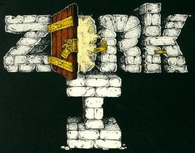 Zork, still one of the best adventures ever.