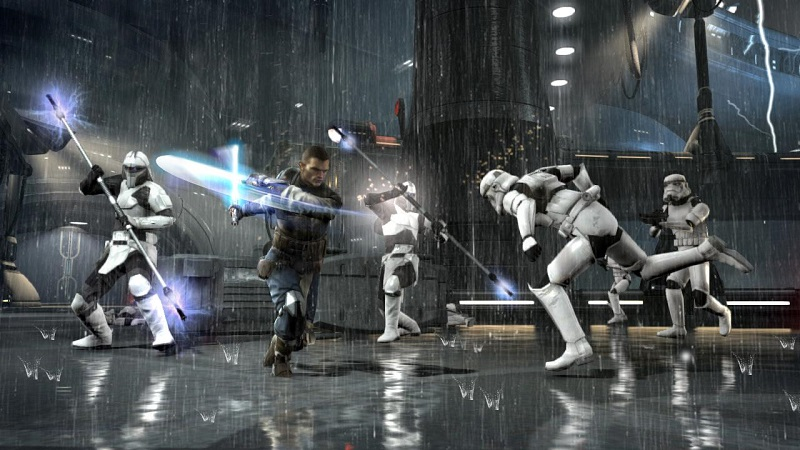 The Force Unleashed 2 was considered a failure by most critics and gamers.