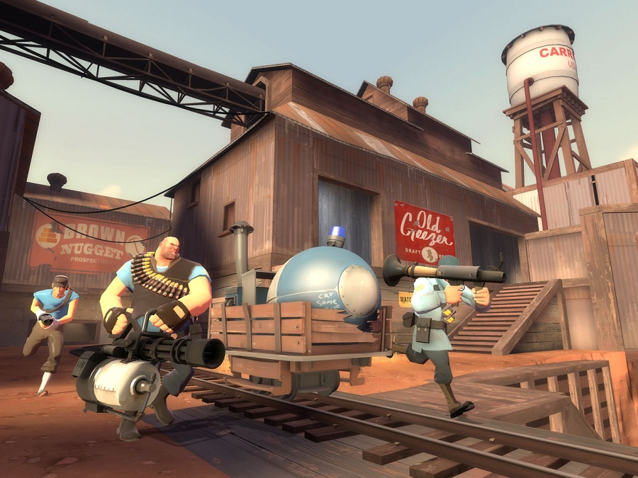 TF2 is still the same game, only with more meat shields.