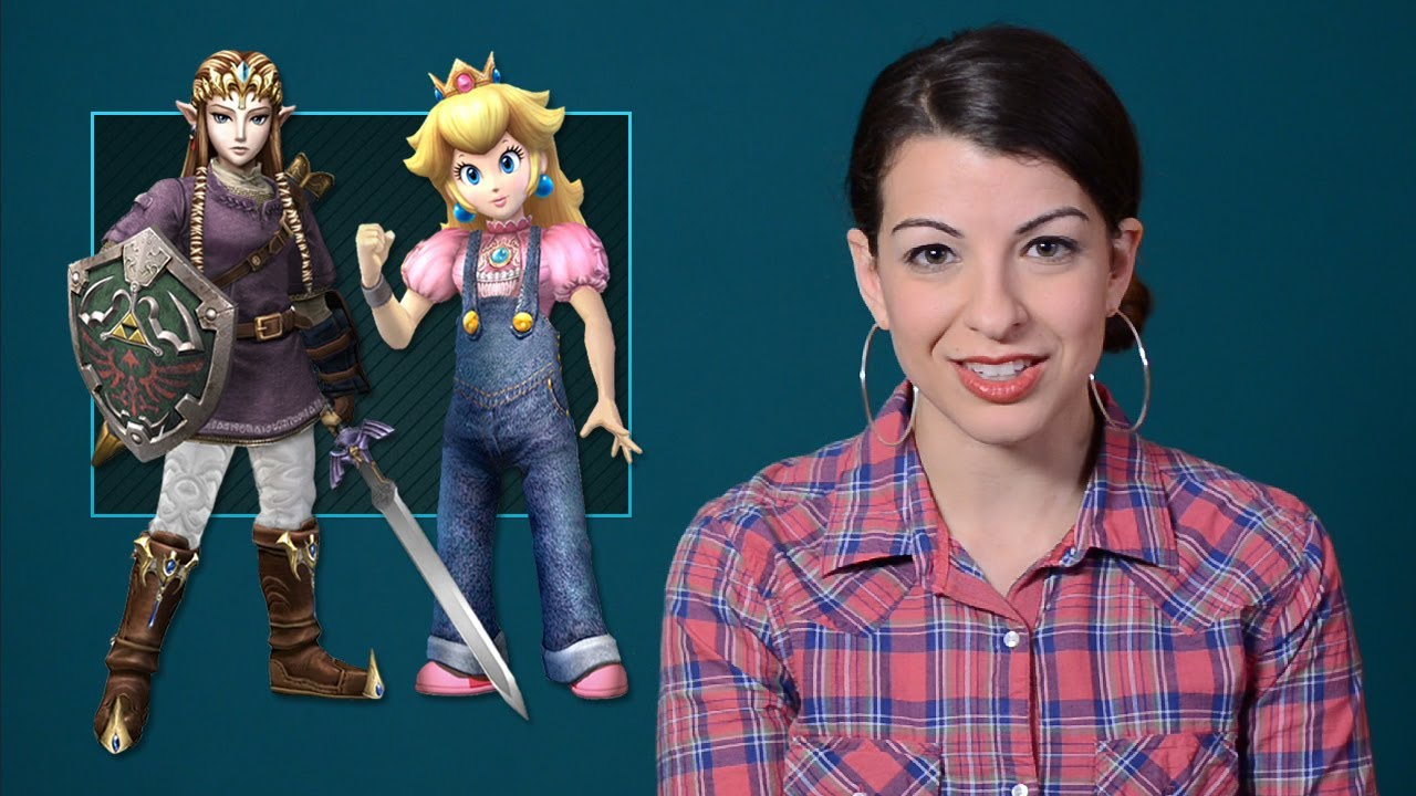 Sarkeesian and her tropes.
