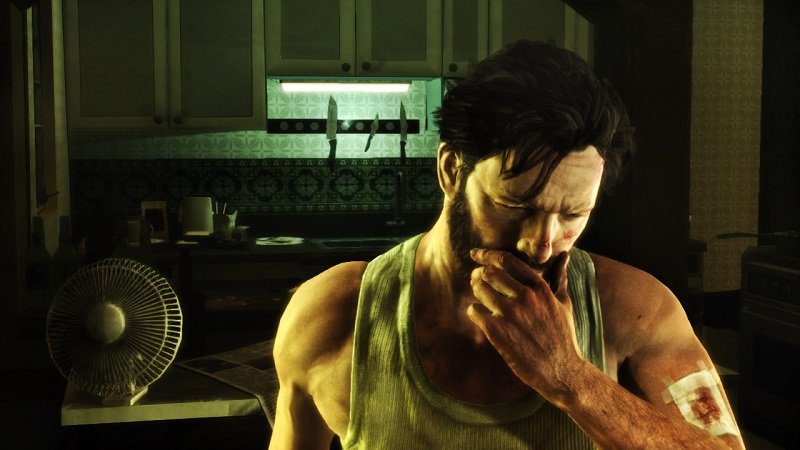 Max Payne 3's ballistics made me see shooters in a new light.