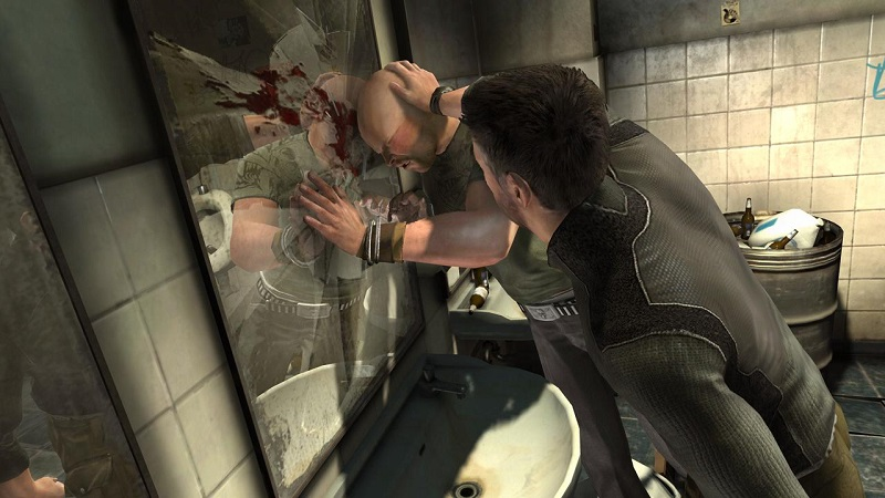 Splinter Cell: Conviction often showed a side of Sam Fisher that prior games never even hinted at.