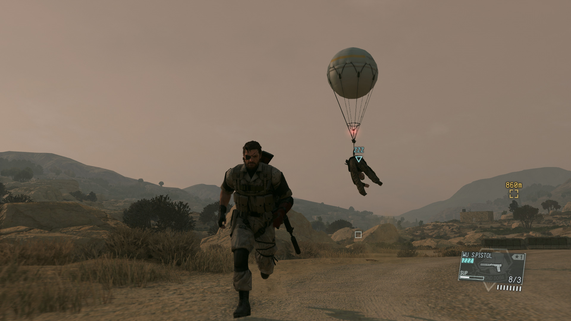 Every day is free balloon day when Big Boss is around!