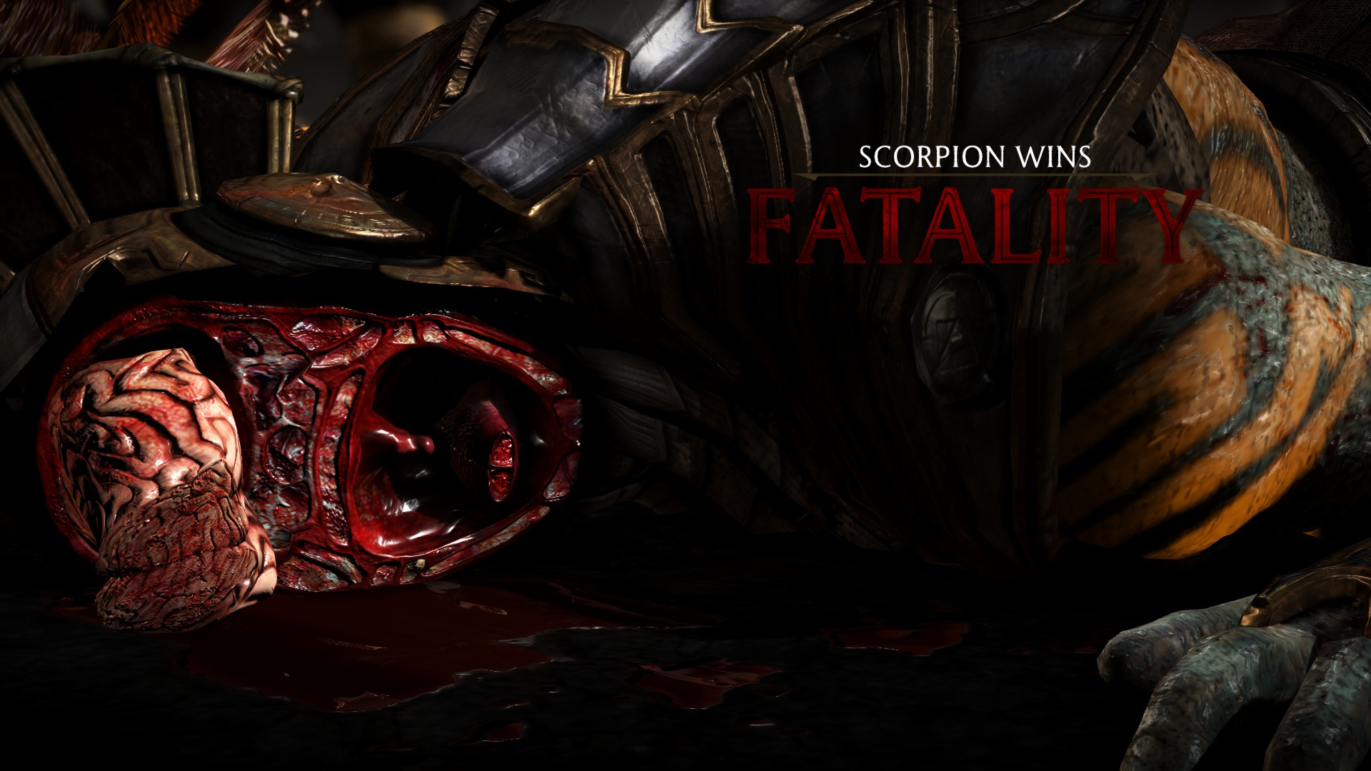 The fatalities are almost as gruesome as the port job.